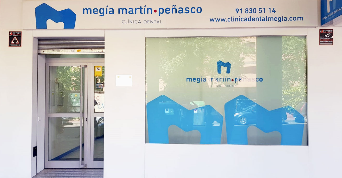 Clínica Dental Mégia - Alcalá de Henares